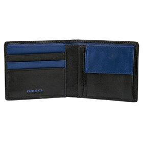 DISELディーゼルX04459-PR013/H6251二つ折り財布