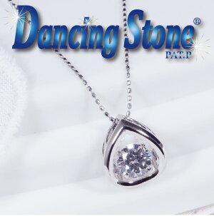特別奉仕品DancingStoneダンシングストーンプラチナ最高位DカラーダイヤペンダントネックレスティアSIクラス