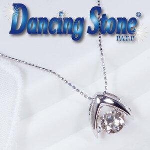 特別奉仕品DancingStoneダンシングストーンプラチナ最高位DカラーダイヤペンダントネックレスグッドフューチャーSIクラス
