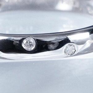 プラチナダイヤモンドデザインリング(ファイブスター)