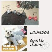 DM便無料【Louis Dog (ルイスドッグ/ルイドッグ)】Gentle Jr.【蝶ネクタイ、リボン、首飾り】