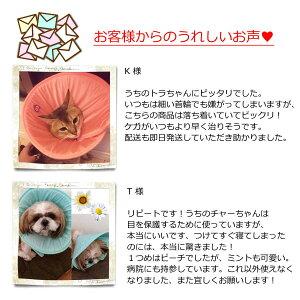 【エリザベスカラー】犬用/猫用ソフトエリザベス/プロテクター