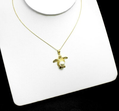 K14天然和珠真珠8.2ミリ天然ダイヤ0.09ctSIクラスペンダントトップ【送料無料】【あす着・関東】【ペンダント】【ギフト】【和珠】【真珠】