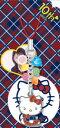 注目度大ハローキティ(HELLO KITTY)×雑誌二コラ×岡本玲のスペシャルコラボ。ハローキティ×...