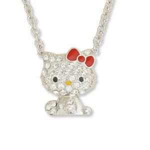 キティ、デビュー時のポーズを再現【送料無料】ハローキティ Hello Kittyキラキラ パヴェ ペン...