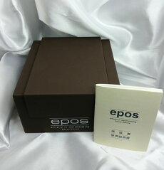 エポスEPOS腕時計メンズウォッチダイバーズウォッチ3413BKM