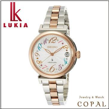 セイコールキア SEICO LUKIA 腕時計 SSVM018 メカニカル 自動巻(手巻つき) サファイアガラス 10気圧防水 レディース 【送料無料】