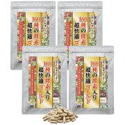 160種の酵素入り超快適ゴールド4袋