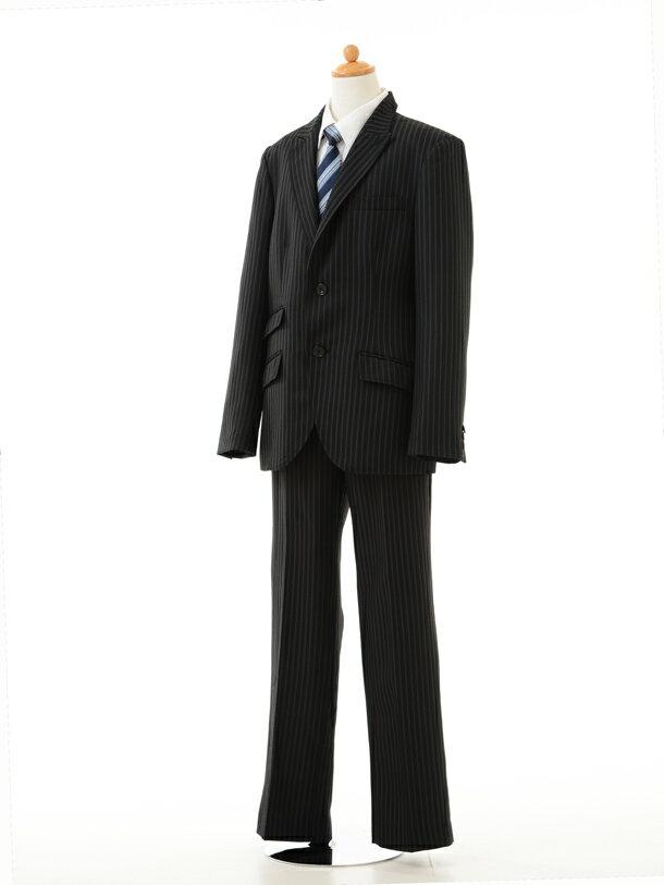 【レンタル】男の子 スーツ1BD0038 〔150cm〕ヒロミチナカノfy16REN07