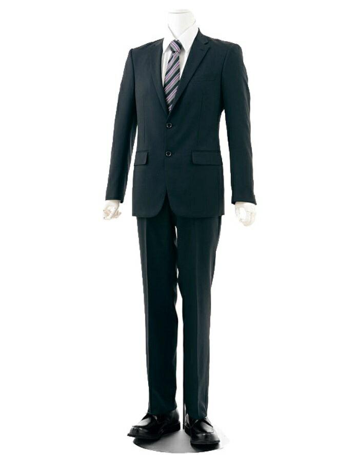 メンズ スーツ レンタル 1CW0001 濃紺 MEN 就活 ビジネス 入学式 卒業式 結婚式 披露宴 結納 お宮参り パーティー【レンタル】(10P03Dec16)