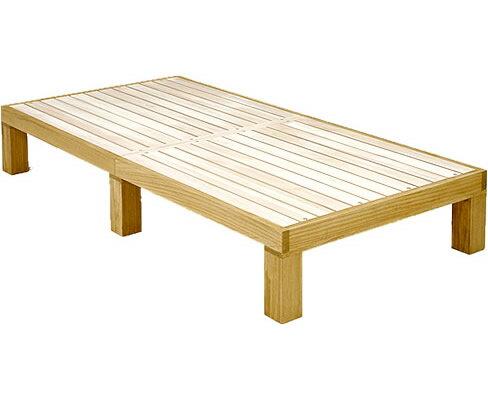 すのこベッド ダブル : すのこベッド ダブルベッド 桐材 フレーム K-Style