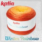 katia 毛糸 Winter Rainbow 104 ≪レシピ付≫