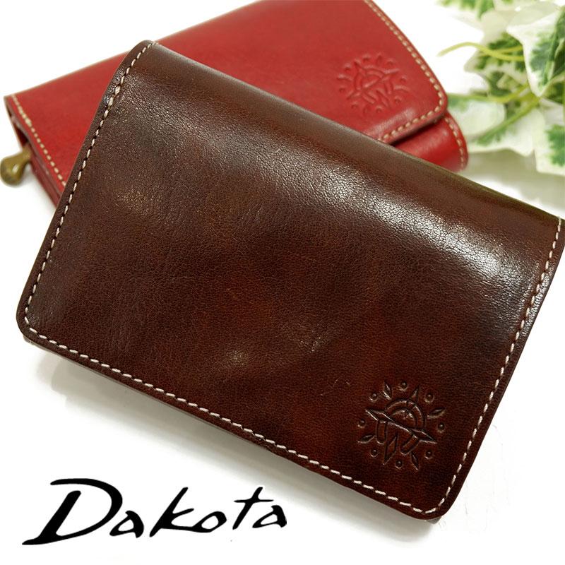 the latest 6f52b 7b335 Dakota ダコタ フォンス 二つ折り財布 折財布 レディース ...