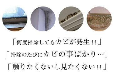 カビホワイト 最長2年間の防カビが期待できます!壁紙・浴室・ゴムパッキン・ベッドフレーム・布団・マットレス・障子の木枠・キッチンのコーキング・家具・畳・カーテンの長期間の防カビ【カビホワイト カビ防止スプレー300ml】(03kabi)