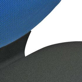 【送料無料SALE】ティラーレ[肘無し]【オフィスチェア】高機能チェア【事務椅子】会議用【メッシュ】ミーティングチェア【パソコンチェア】オフィス家具【黒青】いす【椅子】オフィス【イス】チェア【キャスター】ロッキング機能【チェアー】オフィス家具【激安】