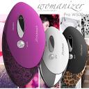 【正規品】Womanizer Pro ウーマナイザー プロ W500 ドイツ発・女性に優しいマッサージャー | ウーマナイザー2 ラブグッズ マッサージ器 電マ小型 女性 でんま 静音 電動マッサージ デンマ 電気マッサージ器 ハンディ バイブ 小型 電マ マッサージ