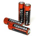 東芝 マンガン乾電池 単3形 4本セット