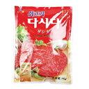 牛肉ダシダ1kg■韓国食品■魔女たちの22時放送プゴク用韓国のスープ料理には欠かせない必須品!牛肉の素/調味料/牛肉ダシダ1kg