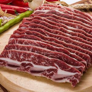【冷凍】LA骨付きカルビ1kg■韓国食品■骨が付いた美味しいかルビ/焼肉/牛肉/骨付き/韓国カルビ