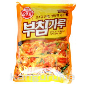 Pancake flour 1 kg ■ Korea food ■ Korea / Korea pancake pancake / John / Korea Okonomiyaki / Korea cuisine / cheap