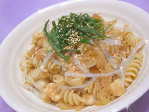 【寒天レシピ】おかずレシピ|明太モッツァレラ寒天サラダ