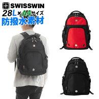 【送料無料】SWISSWINビジネスバッグ|ブリーフバッグビジネスリュックメンズ3WAYa4スイスウィンビジネスバッグメンズバッグ15.6インチワイドパソコンバッグブラックSW26141