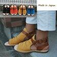 【本革】カラフル可愛いブーツサンダル/アソートあり<日本製>【05P03Dec16】◆春物 春靴 新生活◆