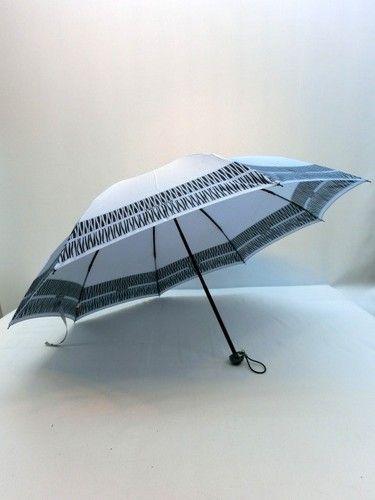 雨傘・折畳傘-婦人トラサルディミニ折り畳み傘