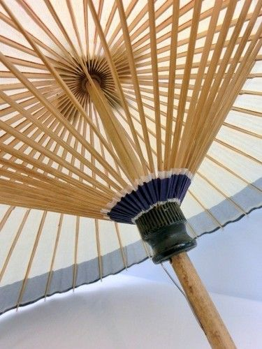 雨傘・長傘-和傘粋な男の奴柄番傘