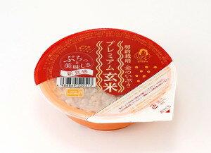 1006482-kf 金のいぶき プレミアム玄米ごはん120g【幸南食糧】