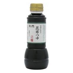 2010936-ms 和然昆布つゆ300ml【瑞雲】