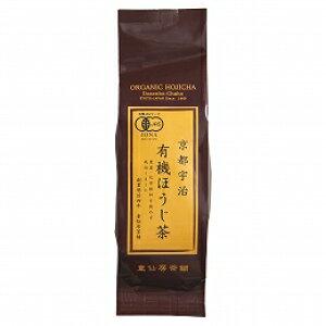 Kyoto Uji Organic Hojicha 120g [Dosenbo Tea Shop]