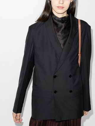 スーツ・セットアップ, トップスのみ Lemaire double breasted jacket