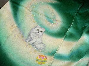 ペルシャ猫振袖ー4
