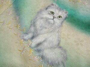 ペルシャ猫振袖ー5