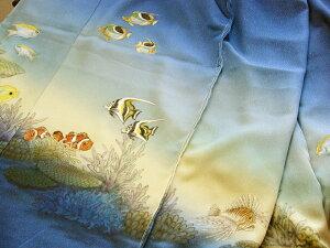 熱帯魚振袖ー4
