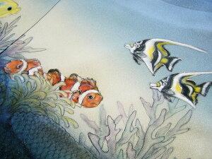 熱帯魚振袖ー5