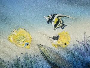 熱帯魚振袖ー6