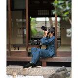 【作務衣(さむえ)】No.02「青」