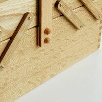 倉敷意匠ならのソーイングボックス(裁縫箱)