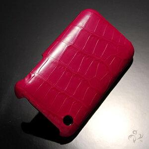 楽天ポイント10倍!【中古】 メゾン・タクヤ iPhoneケース アリゲーターシリーズ ピンク 【smtb...