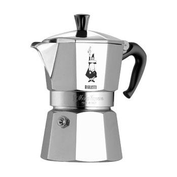 BIALETTI/ビアレッティ 直火式エスプレッソメーカー モカエクスプレス6杯用( キッチンブランチ )
