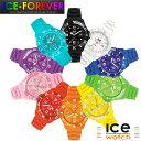 アイスウォッチ (ICE WATCH) 腕時計 ユニセックス ホワイト/ブラック/ブルー/グリーン/イエロー/オレンジ/レッド/ピンク/パープル/ターコイズ