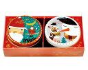 クリスマスギフト 2011 人気ランキングのスイーツ!【クリスマスギフト】2011Xmasミニゴーフル2...