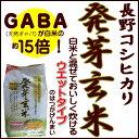 茶碗一杯で健康毎日♪「発芽玄米」長野コシヒカリファインフーズ