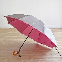 傘レディース折りたたみ傘日本製雨傘晴雨兼用おしゃれ2段折大人かわいい可愛い55cm8本骨「甲州織かさね」軽い軽量丈夫風に強いグラスファイバー耐風折り畳み傘日傘UVカット遮光無地雨晴兼用