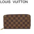 ルイヴィトン ヴィトン 長財布 財布 ジッピーウォレット ダミエ N41661 新型 未使用【中古】