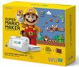 【中古】Wii U スーパーマリオメーカー セット【中古】