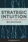 【中古】Strategic Intuition: The Creative Spark in Human Achievement (Columbia Business School Publishing)【中古】