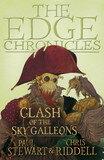 【中古】The Edge Chronicles 9: The Clash of the Sky Galleons: Quint Saga Book 3【中古】